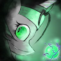 Cosmic Veil Icon  Number: whatever by marky1212