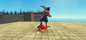 GMOD - BETTER BUFF GRENINJA by thebestmlTBM