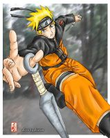 Naruto Collab by sharem