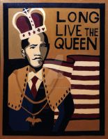 Long Live the Queen by ajzeller