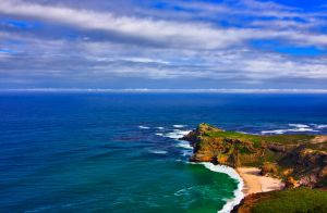 Cape Point RAW II - HDR by somadjinn