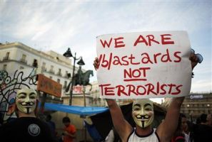 We Are Not Terrorists by xxWeAreAnonymousxx