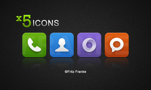 x5 Icons Project by FFra