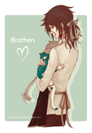 Brothers by Aritsune-chan