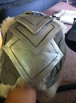 Volibear Cosplay WIP by Protoxslasher
