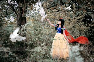 Snow white by chievietnam