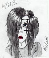 Andy XD by KatM13