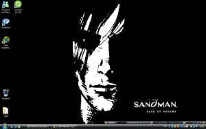 DS - Sandman by Archangel-Sephiroth