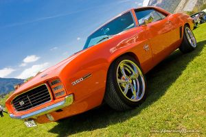 Orange 69 by AmericanMuscle
