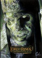 LOTR MPII: King Of The Dead by gattadonna
