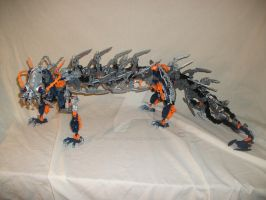 Bionicle MOC: Shui Long 1 by 3rdeye88