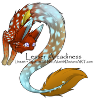 winter fall themed arcadiness... -CLOSED- by Kurosu-Commishes
