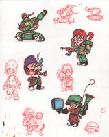 Wacky Military Things by HJTHX1138