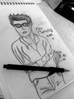 This Charming Man  by violenceinsilence