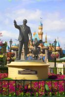 Walt And Mickey by dgtrekker
