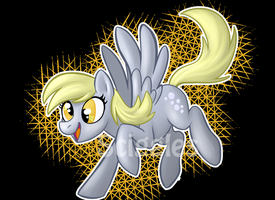 Derpy Hooves by Sciggles