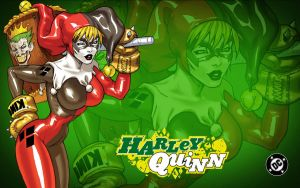 Harley Quinn! (revisit) by Superman8193