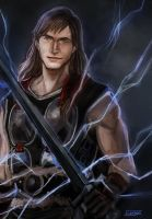 Son of Asgard by lights510