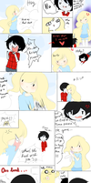fiolee comic i'm fall in love with you page 2 by blossomlikereadbook