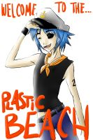 Welcome to the PlasticBeach_2D by AlyTheKitten