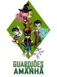 Guardians of Tomorrow - chibi by FantasticMystery