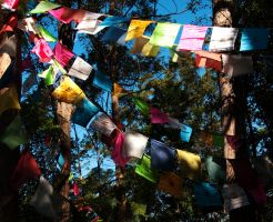Prayer Flags by Dizzyatdizumnl