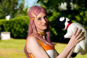 Anemone e Gulliver by Aniki-Fair