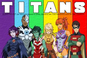 TITANS: First Class [Earth-27], Class of 2005 by Roysovitch