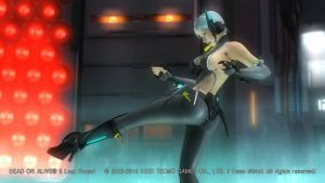 DEAD OR ALIVE 5 Last Round Christie74 by aponyan