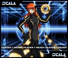 Tron'd Scala by Blazbaros