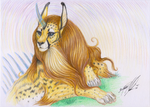 Mooner in Pencil 2015 by moonfeather