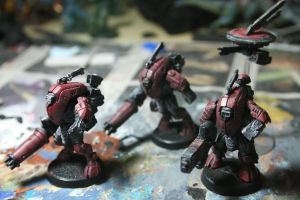 tau stealth suits by paskiman
