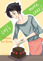 AT: Cake by chi-yue