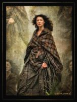 Claire Randall Fraser by Kath-13