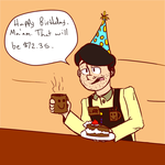 No Discounts for the Birthday Girl by Poulterghiest
