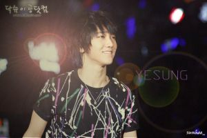 Kim Jong Woon by cloudyanchovy