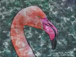 Flamingo: Haiku Paint Edit by nerdboy69