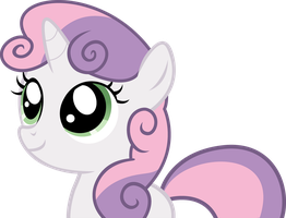 Sweetie Belle by RedInk853