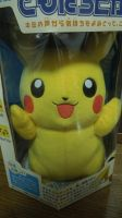 Takara Tomy deluxe electronic Pikachu plush by ryanthescooterguy