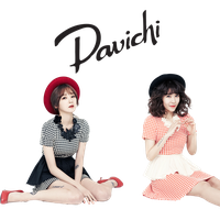 Davichi 2 PNG [RENDER] by KwonLee