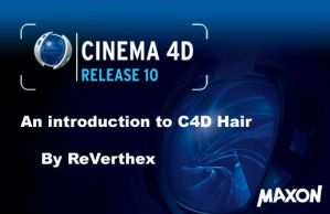 C4D Hair Tutorial by ReVerthex