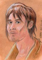 Daryl Dixon by LEXLOTHOR
