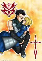 Fate Zero-Lover Knights by syren007