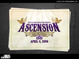 Ascension Flyer by 5MILLI
