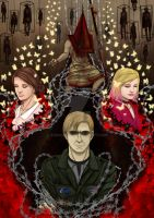 Silent Hill 2 by Kanochka