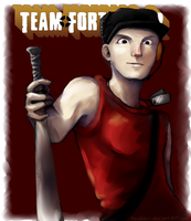 TF2 - Scout by skrillbug