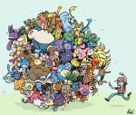 Poke-ball by go-ccart