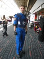 Leon Kennedy - Otakuthon 2008 by Ryukai-MJ