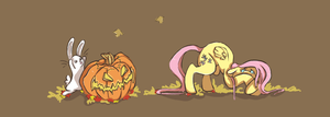 Belated scare by RatChatter