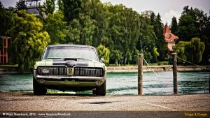 1968 Mercury Cougar III by AmericanMuscle